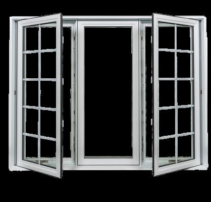 Fenêtre à battant, collection Classique