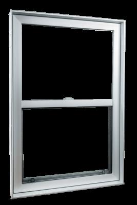 Fenêtre à guillotine, collection Zen