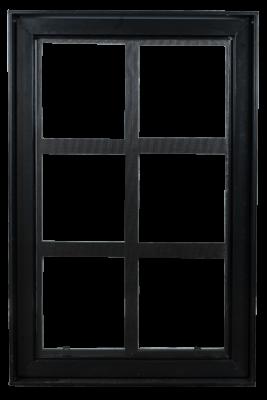 Fenêtre coulissante, collection Zen