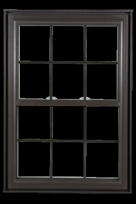 Fenêtre à guillotine, collection Prestige